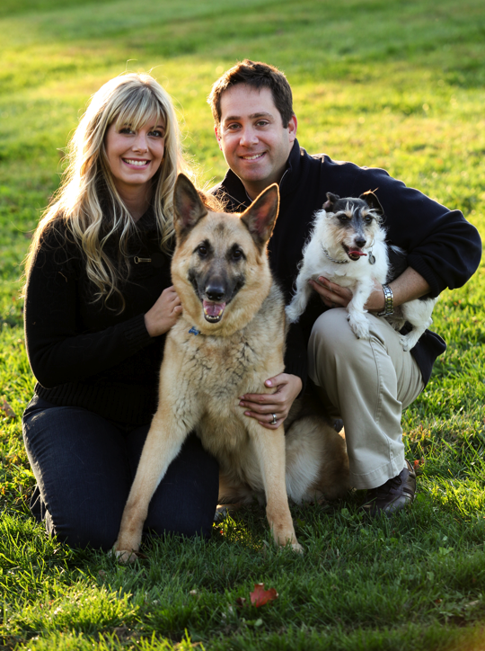 Owners of Angel Pet Sitting